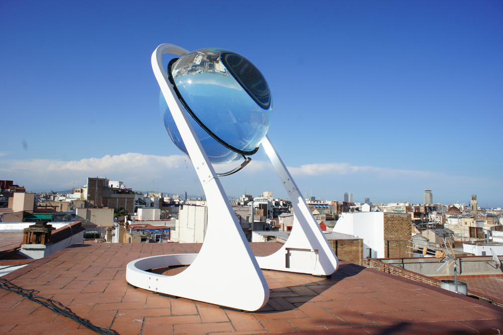 Rawlemon : The Spherical Solar Generator