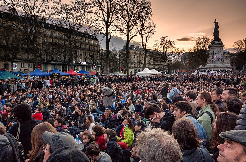 Popular Assembly: 8 steps for change